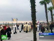Крымчане молятся о наплыве туристов.НТВ.Ru: новости, видео, программы телеканала НТВ