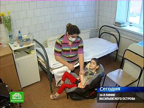 К беде инвалидов чиновники безразличны.инвалиды, Санкт-Петербург, социальная политика.НТВ.Ru: новости, видео, программы телеканала НТВ