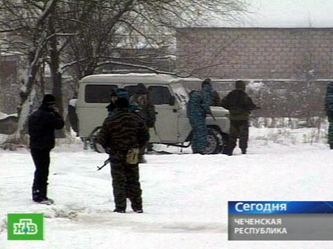 В горах Чечни идет спецоперация.боевики, милиционеры, спецоперации, Чечня.НТВ.Ru: новости, видео, программы телеканала НТВ