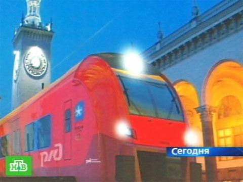 Олимпийские экспрессы делают в Германии.Германия, железные дороги, Олимпиада, поезда, РЖД, Сочи-2014.НТВ.Ru: новости, видео, программы телеканала НТВ