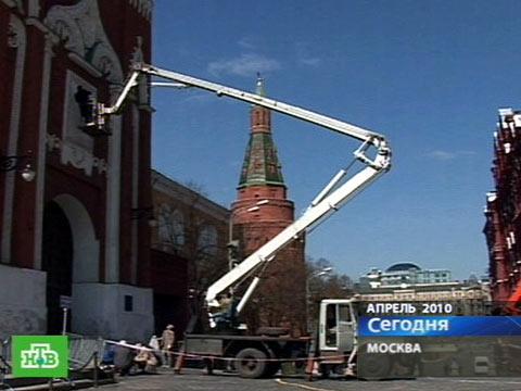 На башнях Кремля нашли замурованные иконы.археология, иконы, история, Кремль.НТВ.Ru: новости, видео, программы телеканала НТВ