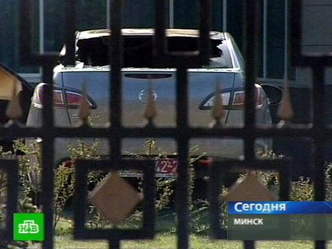 «Коктейль Молотова» минского разлива.Белоруссия, дипломатия, нападения, пожары.НТВ.Ru: новости, видео, программы телеканала НТВ