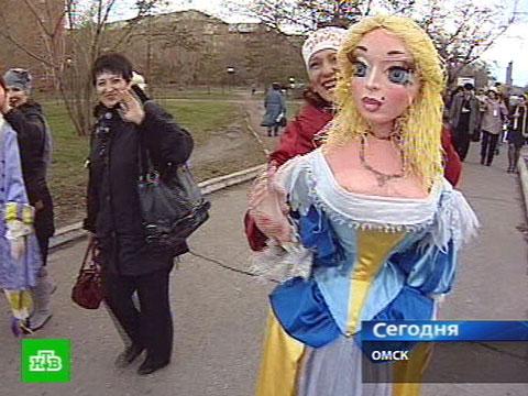 Театры кукол со всего мира съехались в Омск.Омск, театры, фестивали и конкурсы.НТВ.Ru: новости, видео, программы телеканала НТВ