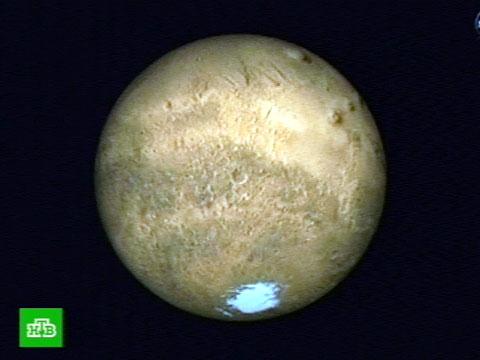 Вода на Марсе. Репортаж Егора Колыванова (10:00).космос, Марс, НАСА, наука, планеты.НТВ.Ru: новости, видео, программы телеканала НТВ
