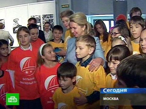 Праздник в планетарии.НТВ.Ru: новости, видео, программы телеканала НТВ