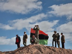 Убийство М. Каддафи