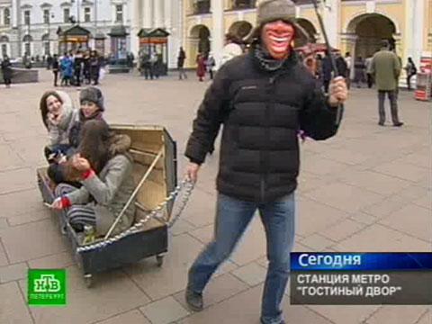 Курящим заказали такси-гроб.НТВ.Ru: новости, видео, программы телеканала НТВ