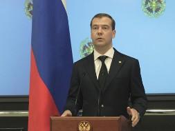 Медведев сходил в разведку