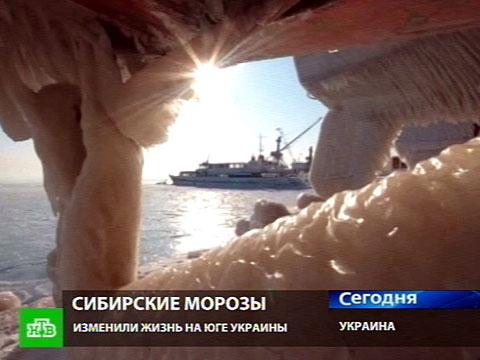 Суровая зима.НТВ.Ru: новости, видео, программы телеканала НТВ