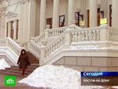 Старинный особняк грозит стать книжной могилой.библиотеки, Ростов-на-Дону.НТВ.Ru: новости, видео, программы телеканала НТВ