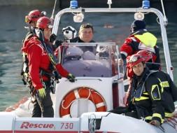 На Costa Concordia нашли мертвую девочку