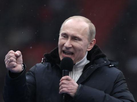 Путин призвал россиян «не бегать налево».митинги и протесты, Путин.НТВ.Ru: новости, видео, программы телеканала НТВ