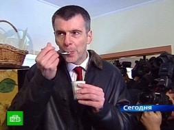 Кандидат Прохоров занялся проблемами фермеров