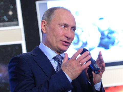 Путин приблизился кзвездам.космос, планетарии, Путин.НТВ.Ru: новости, видео, программы телеканала НТВ