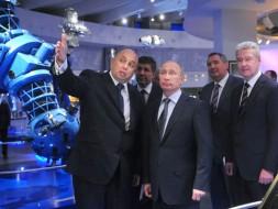 Свещание по вопросам развития российской космической отрасли