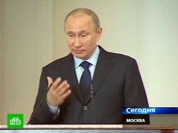 Путин призвал косторожности салкоголем итабаком