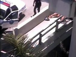 <nobr>Зомби-каннибала</nobr> застрелили за попытку съесть бомжа