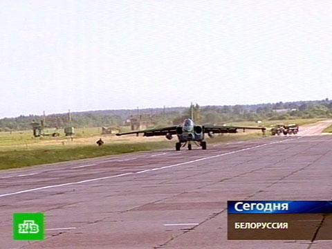 В Белоруссии расследуют крушение Су-25.авиакатастрофы, Белоруссия, летчики, самолеты.НТВ.Ru: новости, видео, программы телеканала НТВ