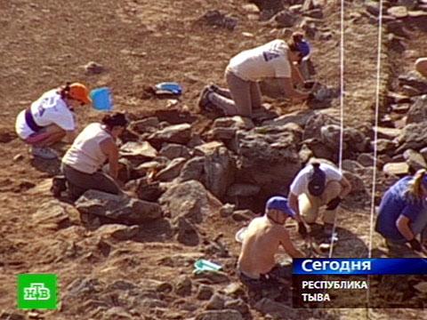 Древние скелеты мешают строителям.археология, железные дороги, история, наука, строительство.НТВ.Ru: новости, видео, программы телеканала НТВ