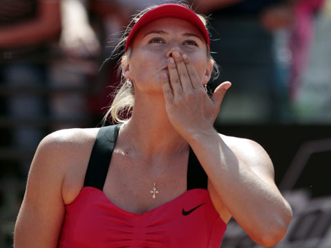 Мария Шарапова снова в списке самых богатых спортсменок мира картинки