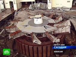 <nobr>Саяно-Шушенскую</nobr> ГЭС погубила «забытая» начальством вибрация