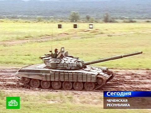 На Кавказе военные осваивают новую технику.армия России, учения, Чечня.НТВ.Ru: новости, видео, программы телеканала НТВ