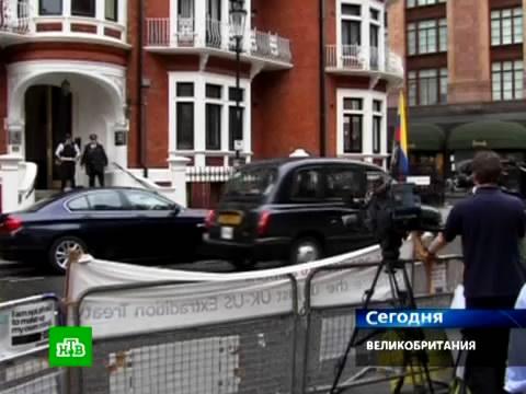 «Прятки» Ассанжа довели британцев до срыва.WikiLeaks, Ассанж, Великобритания.НТВ.Ru: новости, видео, программы телеканала НТВ