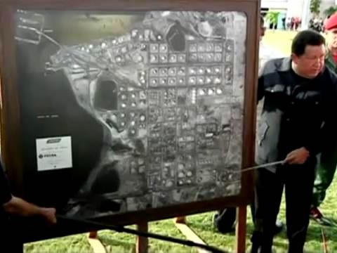 Чавес приехал на место взрыва нефтеперерабатывающего завода.Венесуэла, пожар, Чавес.НТВ.Ru: новости, видео, программы телеканала НТВ