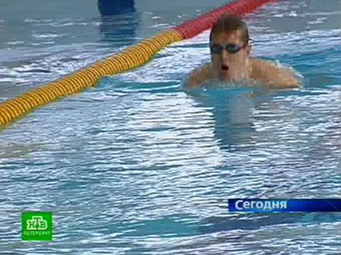 Битва за «бронзу»: исход заплыва решили последние 100метров.Лондон, медали, Паралимпиада, паралимпийцы, плавание, Санкт-Петербург, спорт.НТВ.Ru: новости, видео, программы телеканала НТВ
