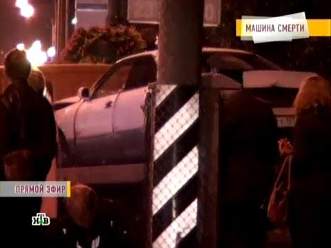 Убившая семерых на остановке «пьяная» Toyota была неисправной.ДТП, Москва, остановка, пешеходы, пьяные водители, эксклюзив.НТВ.Ru: новости, видео, программы телеканала НТВ