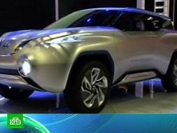 В Париже показали первый в мире электромобиль-внедорожник