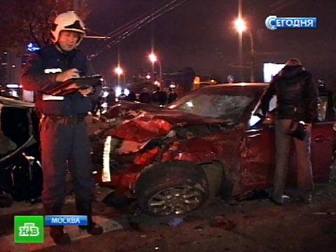Убийце на Cadillac сделали последнее предупреждение.актрисы, гибель, ДТП, Москва, скорая помощь.НТВ.Ru: новости, видео, программы телеканала НТВ