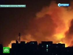В Хартуме успокаивают жителей: теракта не было — горел завод боеприпасов
