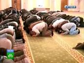 Московские мусульмане готовятся резать баранов в«Лужниках».ислам, Москва, мусульмане.НТВ.Ru: новости, видео, программы телеканала НТВ