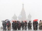 Первый снегопад парализовал Москву.НТВ.Ru: новости, видео, программы телеканала НТВ