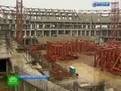 Счетная палата выясняет, куда «ушли» 16миллиардов на стадион вПетербурге.Санкт-Петербург, стадионы, строительство, Счетная палата.НТВ.Ru: новости, видео, программы телеканала НТВ