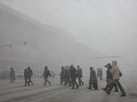 Слякотная каша вМоскве побила вековой рекорд.аномалии, дороги, ДТП, осадки, погода в Москве, рекорд, снег.НТВ.Ru: новости, видео, программы телеканала НТВ