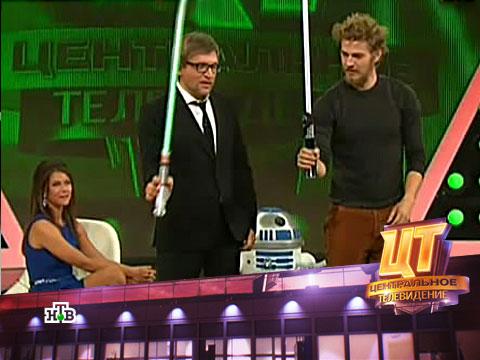 Дарт Вейдер показал свою темную сторону на НТВ.актеры, Звездные войны, знаменитости, кино, эксклюзив.НТВ.Ru: новости, видео, программы телеканала НТВ