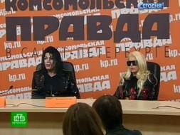 Питерцам споют живые копии Майкла Джексона иЛеди Гаги