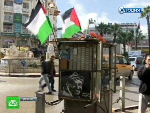 Прах Ясира Арафата торжественно перезахоронили вмавзолее.Арафат, отравление, Палестина, Франция, эксгумация.НТВ.Ru: новости, видео, программы телеканала НТВ