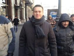 Навальный попал вполицию вслед за Удальцовым иСобчак