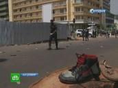 Кот-д'Ивуар скорбит по растоптанным на стадионе детям.Африка, давка, Кот-д'Ивуар, смерть детей, стадионы.НТВ.Ru: новости, видео, программы телеканала НТВ