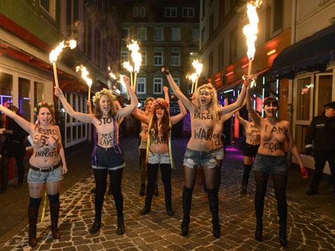 Немецкие проститутки проститутки сыктывкара фото