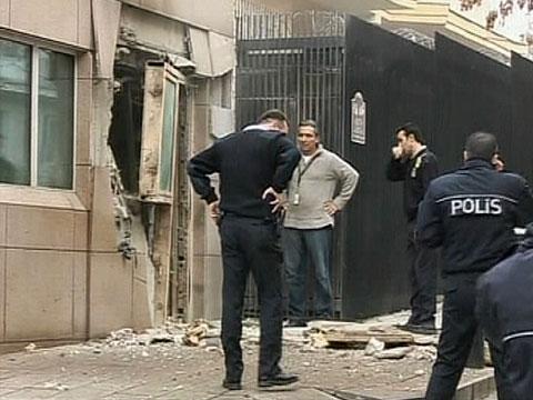 СМИ: теракт вАнкаре— месть «Аль-Каиды» за задержание зятя бен Ладена.Анкара, взрыв, посольства, смертник, США, терроризм, Турция.НТВ.Ru: новости, видео, программы телеканала НТВ