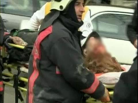 Террорист-смертник подорвал себя вздании посольства США вАнкаре.Анкара, взрыв, посольства, смертник, США, терроризм, Турция.НТВ.Ru: новости, видео, программы телеканала НТВ