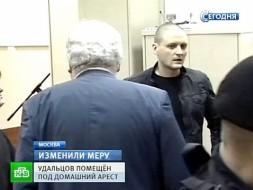 <nobr>33-й</nobr> пошел: Удальцова посчитали изаперли дома до 6апреля