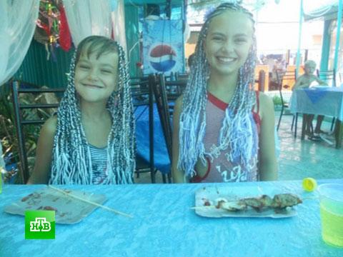 Возобновились поиски девочек, пропавших на северо-западе Москвы.дети, Москва, пропажа людей.НТВ.Ru: новости, видео, программы телеканала НТВ