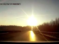 Падение челябинского метеорита: все лучшие кадры водном видеоролике