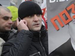 Удальцов пользуется служебным телефоном депутата Пономарёва