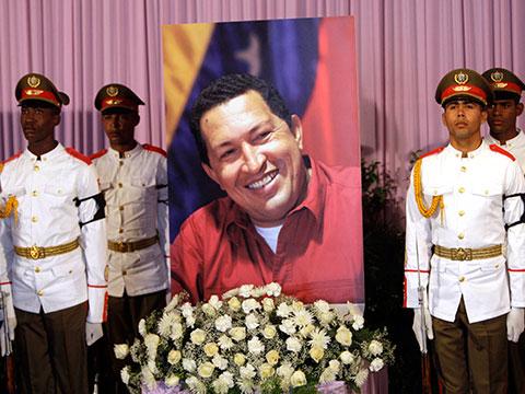 Путин сравнил Чавеса сЧе Геварой.Венесуэла, похороны, Путин, смерть, Чавес.НТВ.Ru: новости, видео, программы телеканала НТВ